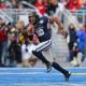 Utah State Aggies quarterback Chuckie Keeton