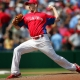 Cliff Lee of the Philadelphia Phillies