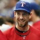 Cliff Lee of the Texas Rangers