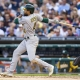 Coco Crisp Oakland Athletics