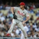 Phillies Picther Cole Hamels.