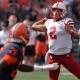 college football picks Adrian Martinez nebraska cornhuskers predictions best bet odds