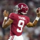 college football picks Bryce Young alabama crimson tide predictions best bet odds