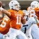 college football picks Casey Thompson texas longhorns predictions best bet odds