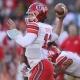 college football picks Charlie Brewer utah utes predictions best bet odds
