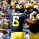 college football picks Cornelius Johnson michigan wolverines predictions best bet odds