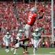 college football picks Garrett Wilson ohio state buckeyes predictions best bet odds