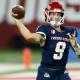 college football picks Jake Haener fresno state bulldogs predictions best bet odds