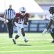 college football picks Jermaine Johnson umass minutemen predictions best bet odds