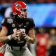 college football picks JT Daniels georgia bulldogs predictions best bet odds