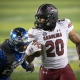 college football picks Kevin Harris south carolina gamecocks predictions best bet odds