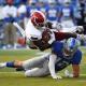 college football picks Kimani Vidal troy trojans predictions best bet odds