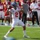 college football picks Matt Corral ole miss rebels predictions best bet odds