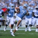 college football picks Sam Howell north carolina tar heels predictions best bet odds