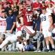 college football picks Treylon Burks arkansas razorbacks predictions best bet odds