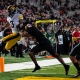 college football picks Tyrone Tracy iowa hawkeyes predictions best bet odds