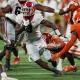 college football picks Zamir White georgia bulldogs predictions best bet odds