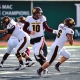 Central Michigan Chippewas quarterback Cooper Rush