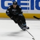 San Jose Sharks left wing Daniel Winnik