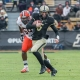 Purdue University quarterback Danny Etling
