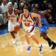New York Knicks David Lee.
