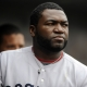 Boston Red Sox designated hitter David Ortiz
