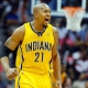 Indiana Pacers forward David West