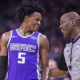 DeAaron Fox Sacramento Kings