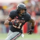 Texas Tech Red Raiders running back DeAndre Washington