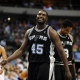 San Antonio Spurs forward DeJuan Blair