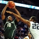 Michigan State Spartans forward Delvon Roe
