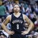 Brooklyn Nets point guard Deron Williams