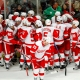 Detroit Red Wings Celebration