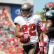 Doug Martin (22) of the Buccaneers