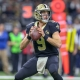 New Orleans Saints quarterback Drew Brees