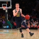 Michigan Wolverines guard Duncan Robinson