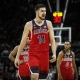Dusan Ristic of the Arizona Wildcats