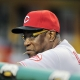 Cincinnati Reds manager Dusty Baker