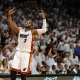 Dwyane Wade of the Miami Heat