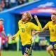 Emil Forsberg Sweden Soccer