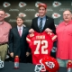 Chiefs offensive tackle Eric Fisher