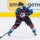Colorado Avalanche defenseman Erik Johnson