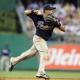 San Diego Padres shortstop Everth Cabrera