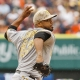 Pittsburgh Pirates starting left-handed pitcher Francisco Liriano