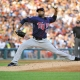 Minnesota Twins starting pitcher Francisco Liriano