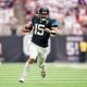 Jacksonville Jaguars quarterback Gardner Minshew