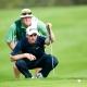 Golfer Garth Mulroy