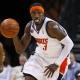 Charlotte Bobcats forward Gerald Wallace.