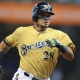 Gerardo Parra Milwaukee Brewers