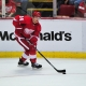 Detroit Red Wings center Gustav Nyquist